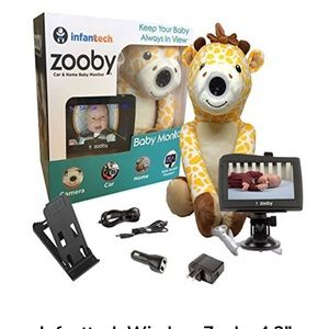Other - Infant tech Zooby
